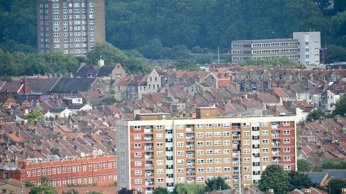 Bristol social housing